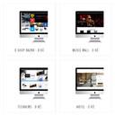 Profesionální web jako dárek. Vše připraveno - platíte pouze webhosting.